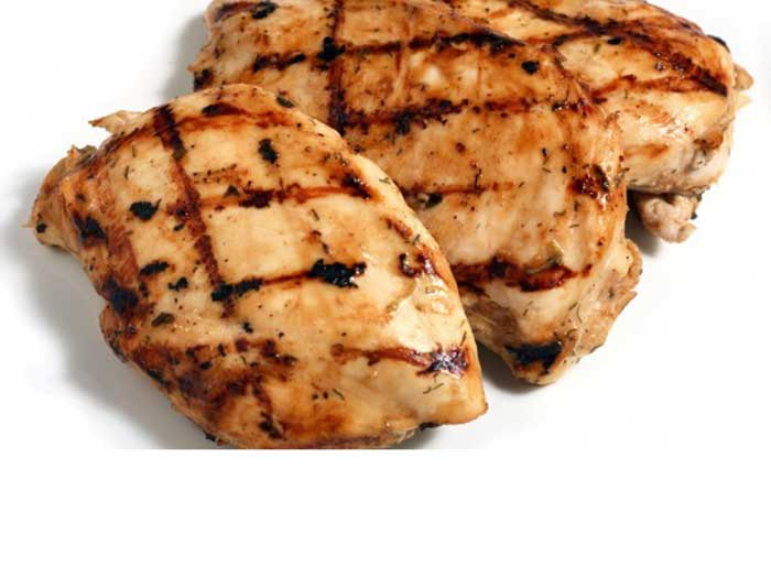 Пилешка пържола 1200 гр.